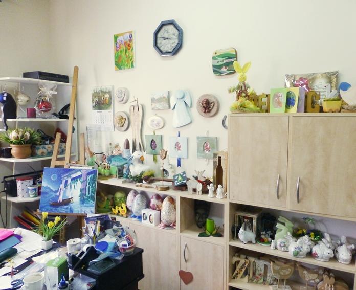 Niesamowite Warsztat Terapii Zajęciowej w Bramkach - pracownie IN94