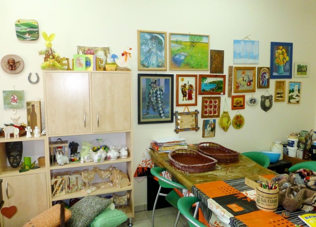 Bardzo dobry Warsztat Terapii Zajęciowej w Bramkach - pracownie GX18